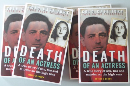 Death of an Actress Books